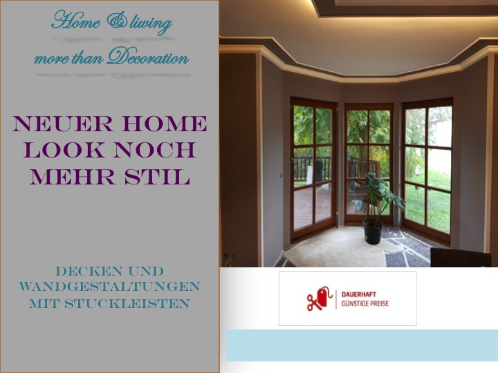 Stuckleisten Deckenleisten online|Matteo Homedecoration