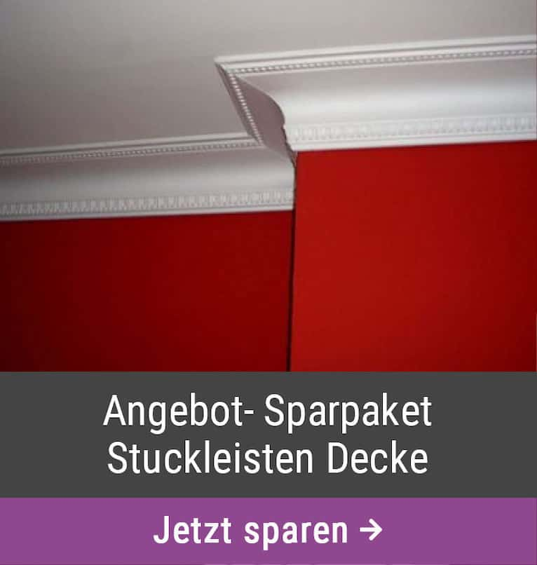 Stuckleisten Sparpaket